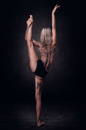 Julia - Tattoo Ballett (2015)
